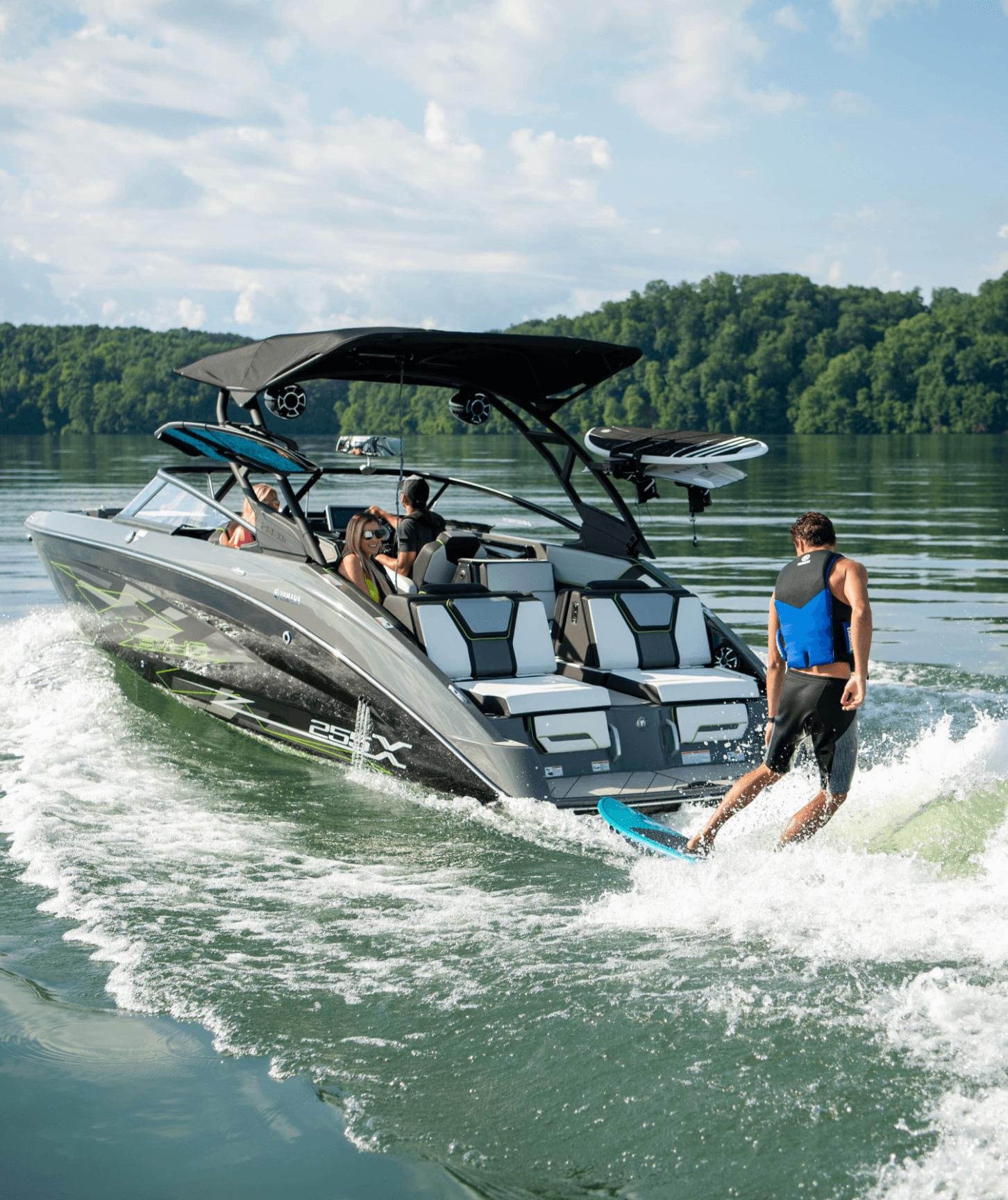 Yamaha Boats The Worldwide Leader In Jet Boats Yamaha Boats