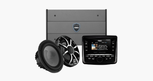 19' Family Fun Deluxe Audio Kit