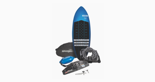 Yamaha 21' Surf Package