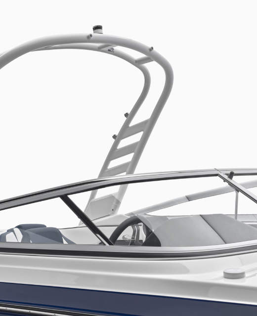 Yamaha Boats 195S tower feature