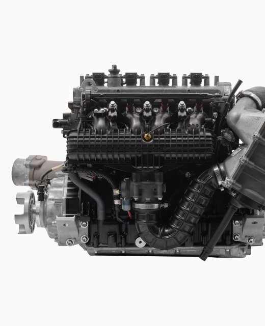 Yamaha 2021 SVHO marine engines feature