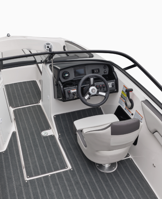 Yamaha Boats AR190 connext feature