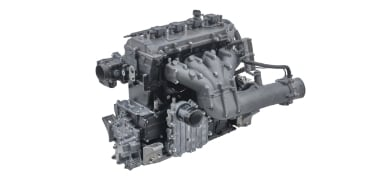 Yamaha 2021 1.8l engine