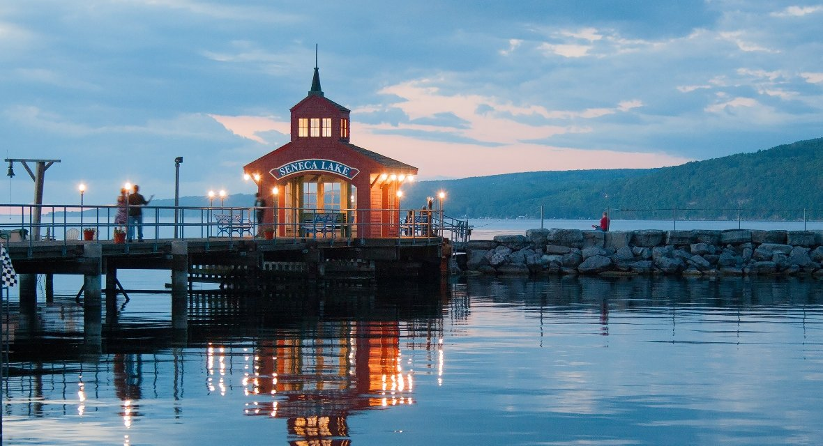 Seneca Lake New York