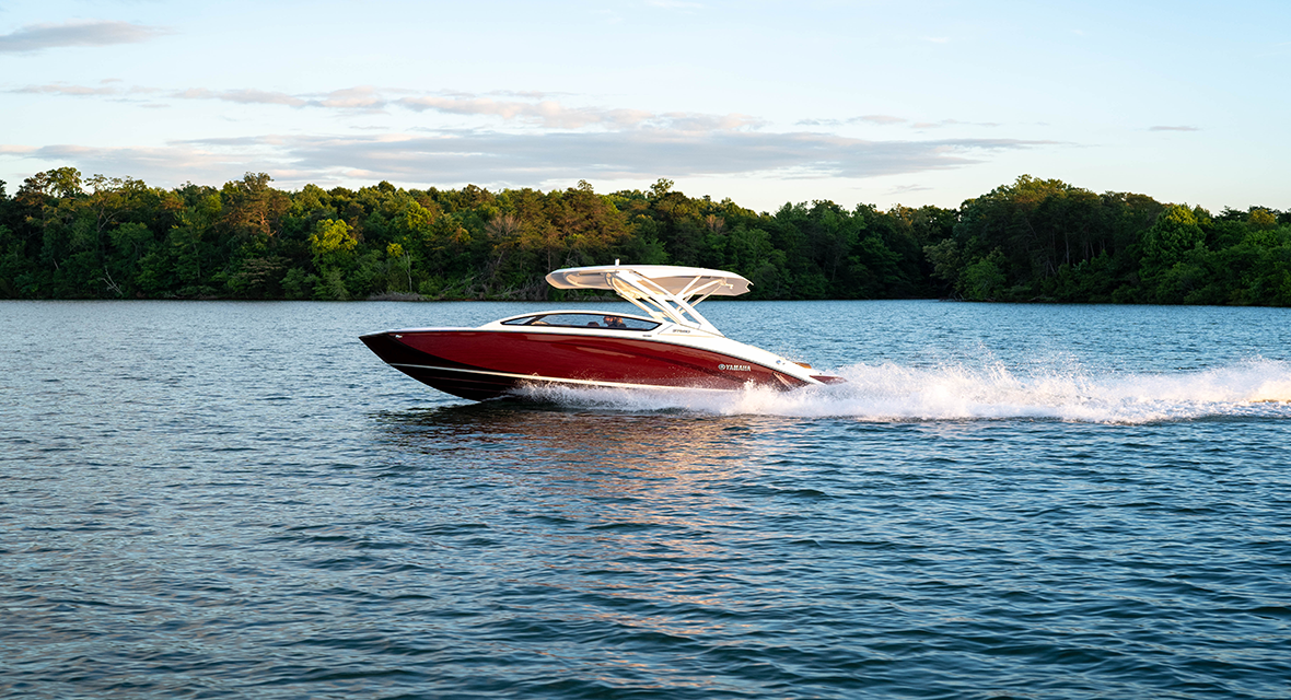 Yamaha 2021 275 series Boating Magazine review