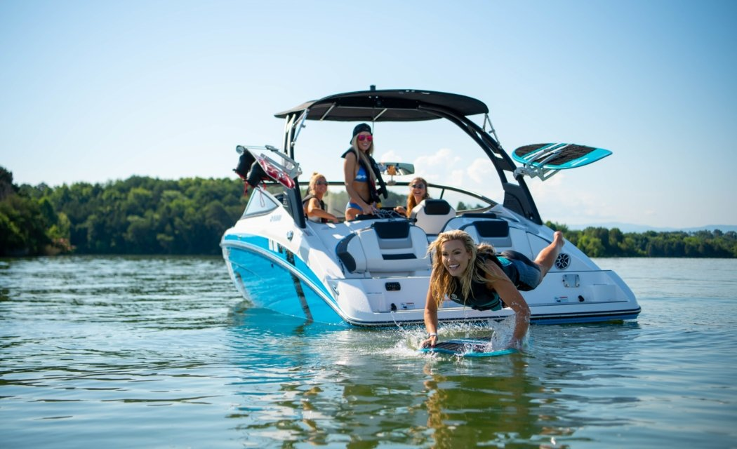 Yamaha Introduces 2021 Accessories for Boats and WaveRunners Focused on Fun, Convenience, and Customization