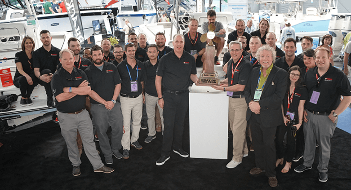 Yamaha WaterCraft Recognized for Best Marketing in the Marine Industry